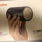 ストロボ初心者が GODOX AD100 Pro を 1月使った感想