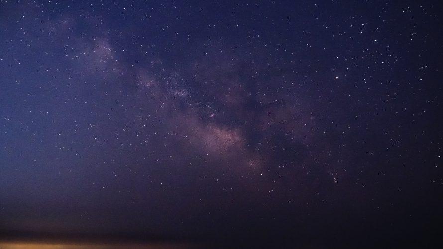 2021.06.10 城ヶ島で星空撮影